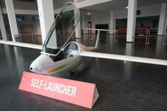 electric self launch glider - SSDR category